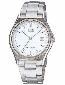 Zegarek męski Casio klasyczne MTP-1142A-7A - duże 1