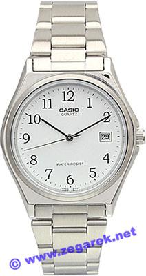 MTP-1142A-7B - zegarek męski - duże 3