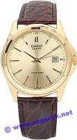 Zegarek męski Casio klasyczne MTP-1183Q-9A - duże 1