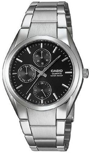 MTP-1191A-1AEF - zegarek męski - duże 3