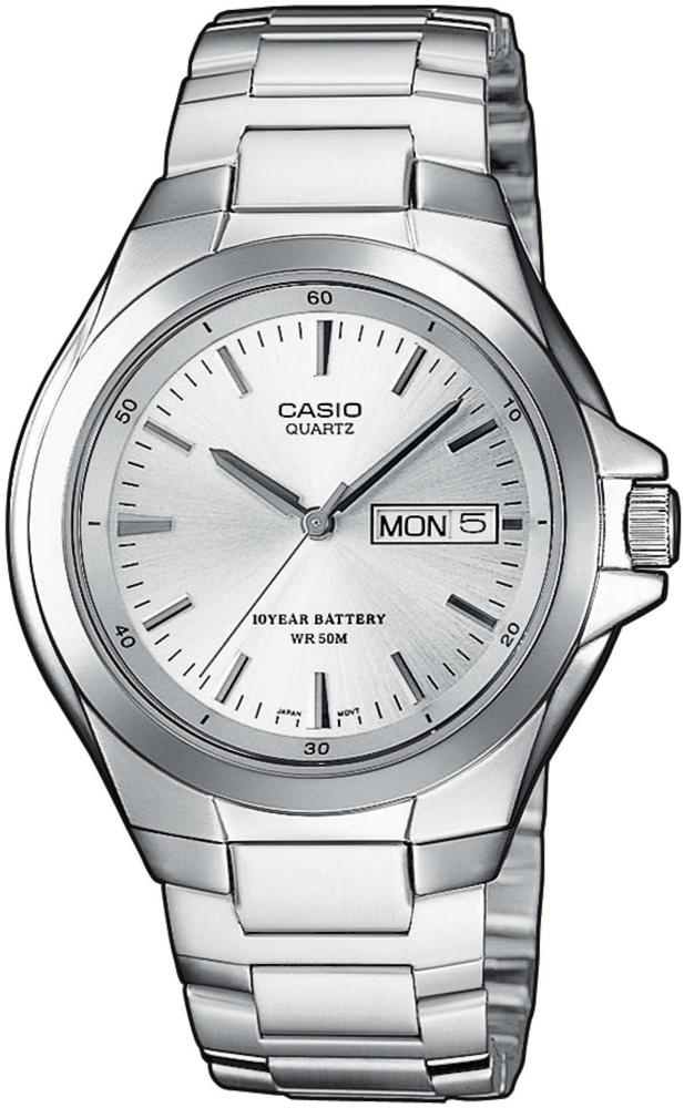 MTP-1228D-7AVEF - zegarek męski - duże 3