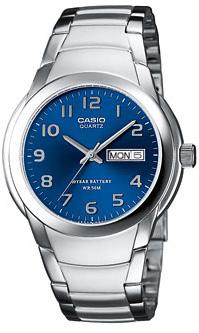 MTP-1229D-2AVEF - zegarek męski - duże 3