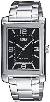 zegarek męski Casio MTP-1234D-1AEF-POWYSTAWOWY