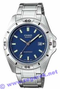 Zegarek męski Casio klasyczne MTP-1244D-2A - duże 1