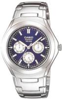 Zegarek męski Casio klasyczne MTP-1247D-2A - duże 1
