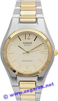Zegarek Casio MTP-1253SG-9 - duże 1