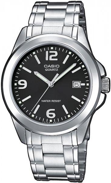 MTP-1259D-1A - zegarek męski - duże 3