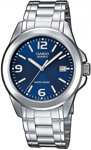 Zegarek Casio MTP-1259D-2A - duże 1