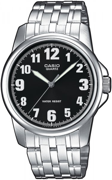 Zegarek Casio MTP-1260D-1B - duże 1