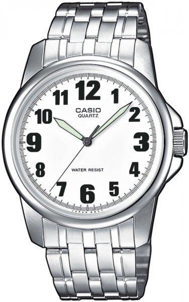 MTP-1260D-7B - zegarek męski - duże 3