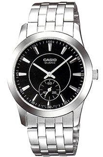Zegarek męski Casio klasyczne MTP-1270D-1A - duże 1