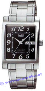 Zegarek męski Casio klasyczne MTP-1273D-1A - duże 1