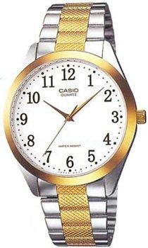 MTP-1274SG-7B - zegarek męski - duże 3