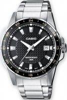 Zegarek męski Casio klasyczne MTP-1290D-1A2VEF - duże 1