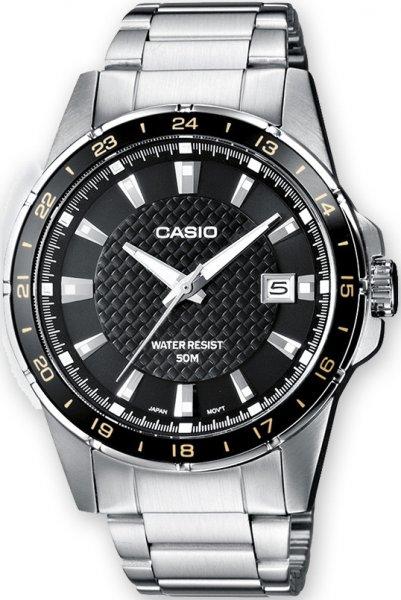 Zegarek Casio MTP-1290D-1A2VEF - duże 1