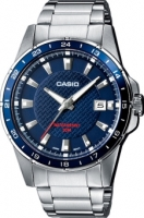 Zegarek męski Casio klasyczne MTP-1290D-2AVEF - duże 1