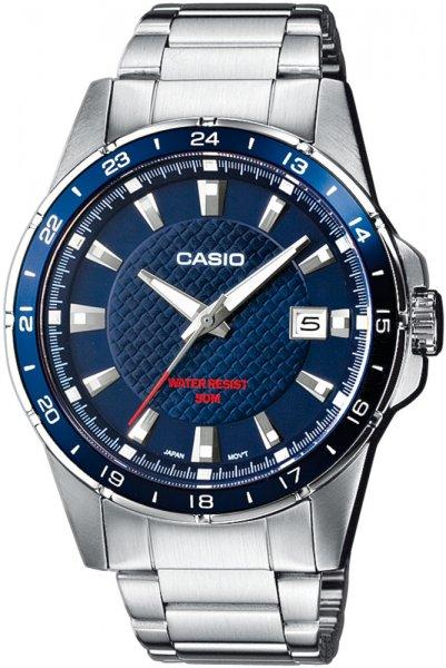 Zegarek Casio MTP-1290D-2AVEF - duże 1