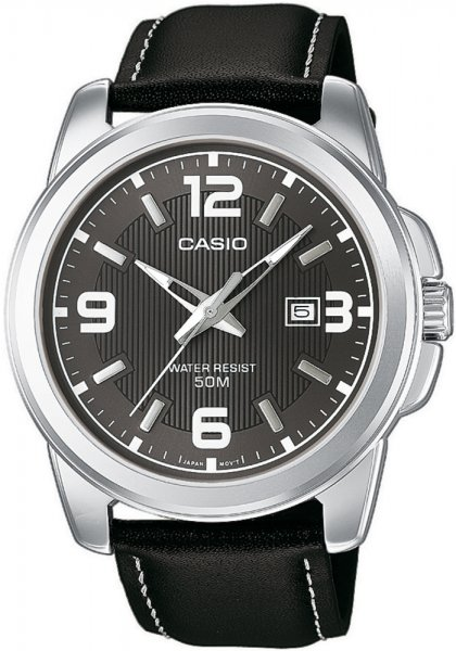MTP-1314L-8AVEF - zegarek męski - duże 3
