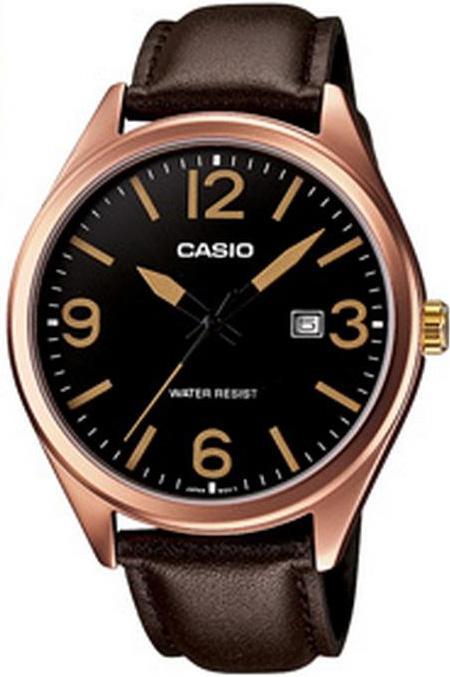 MTP-1342L-1B2EF - zegarek męski - duże 3