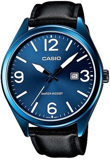 MTP-1342L-2BEF - zegarek męski - duże 3