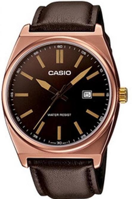 MTP-1343L-5BEF - zegarek męski - duże 3