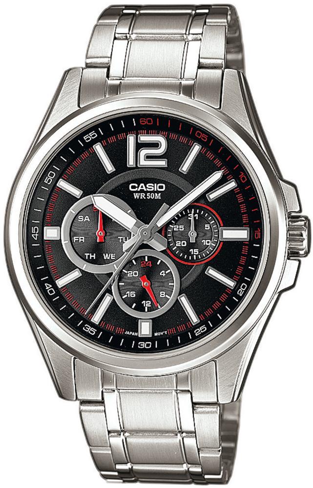 Zegarek Casio MTP-1355D-1AVEF - duże 1