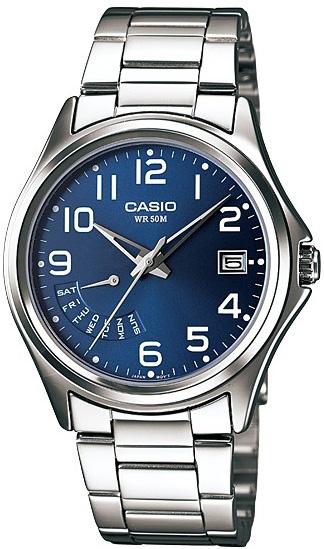 Zegarek Casio MTP-1369D-2BVEF - duże 1