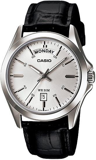 Zegarek męski Casio klasyczne MTP-1370L-7AVEF - duże 1