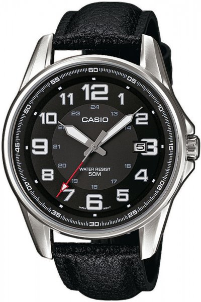 MTP-1372L-1BVEF - zegarek męski - duże 3