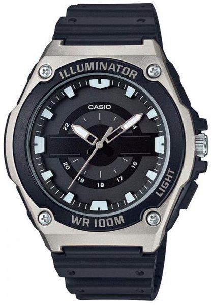 MWC-100H-1AVEF - zegarek męski - duże 3