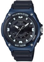 Zegarek męski Casio sportowe MWC-100H-2AVEF - duże 1