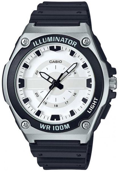Zegarek męski Casio sportowe MWC-100H-7AVEF - duże 3