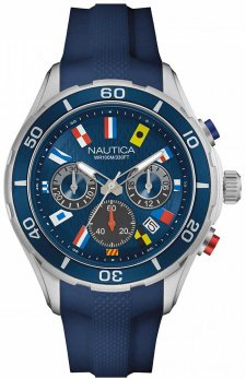 zegarek męski Nautica NAD16534G