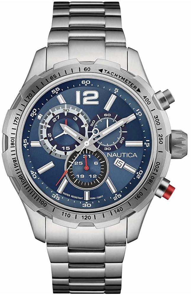 Zegarek Nautica NAI18503G - duże 1