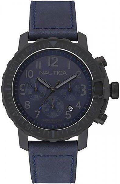 NAI21005G - zegarek męski - duże 3