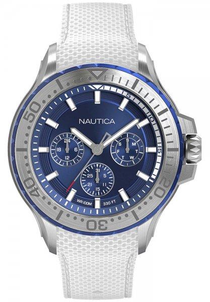 NAPAUC001 - zegarek męski - duże 3