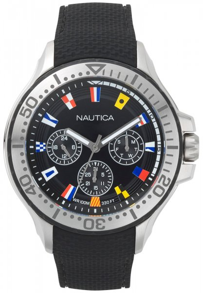 NAPAUC009 - zegarek męski - duże 3