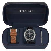 Zegarek męski Nautica pasek NAPBTP006 - duże 2