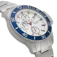 Zegarek męski Nautica bransoleta NAPBYS004 - duże 2