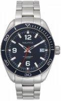 Zegarek męski Nautica bransoleta NAPKBN002 - duże 1