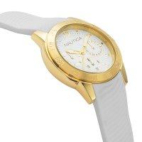 Zegarek damski Nautica pasek NAPLBC002 - duże 3