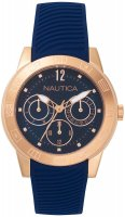 Zegarek damski Nautica pasek NAPLBC003 - duże 1