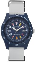 Zegarek męski Nautica pasek NAPSRF002 - duże 1