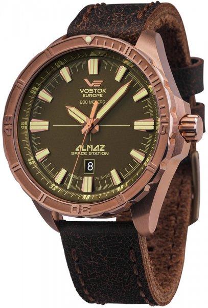 NH35A-320O516 - zegarek męski - duże 3