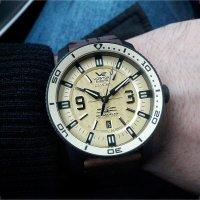Zegarek męski Vostok Europe ekranoplan NH35A-546C513 - duże 3