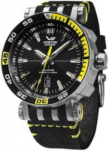 zegarek męski Vostok Europe NH35A-575H283