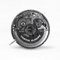 Vostok Europe NH35A-6204208 Lunokhod Lunokhod-2 Automatic zegarek męski klasyczny mineralne utwardzane