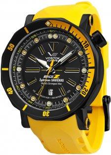 zegarek BIG Z Žydrūnas Savickas  Vostok Europe NH35A-6204344