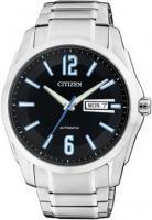 Zegarek męski Citizen elegance NH7490-55EE - duże 1