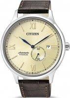 Zegarek męski Citizen titanium NJ0090-13P - duże 1